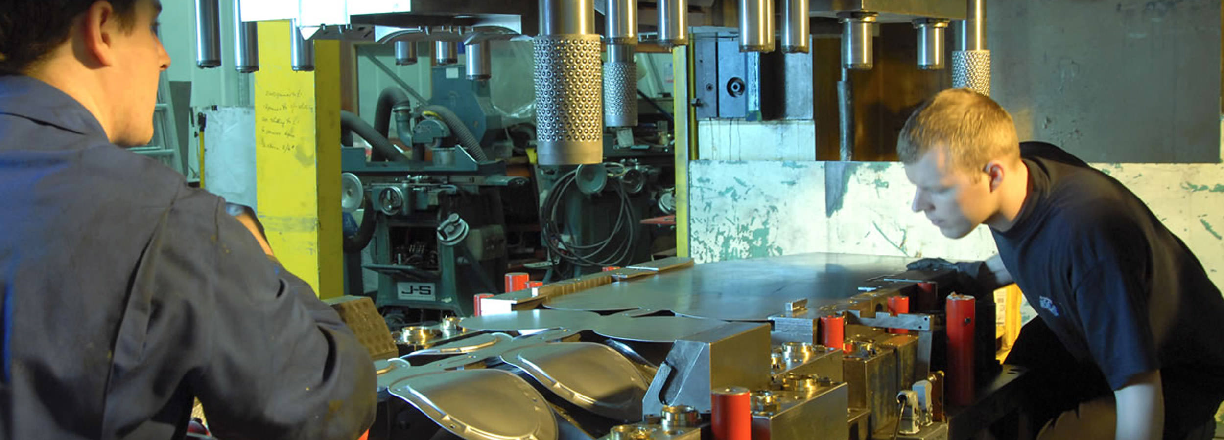 Cube Precision Engineering tooling