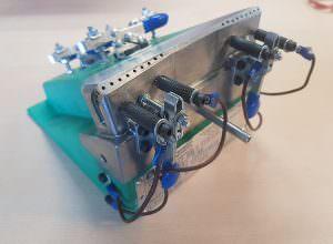 Cube Precision Engineering fixtures