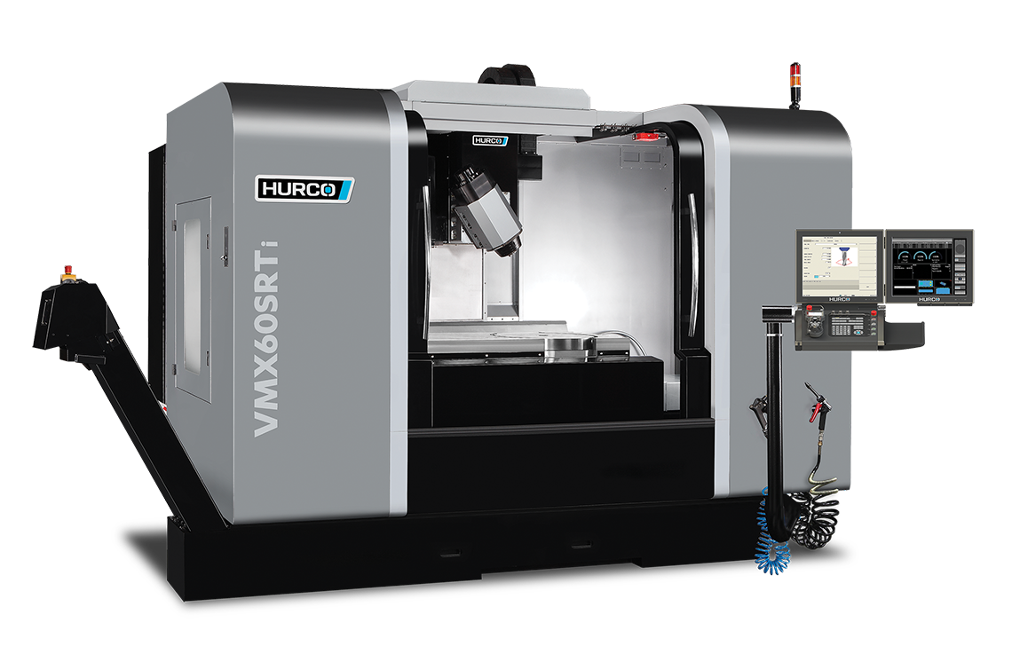 Simultaneous 5 axis machining center investment - Cube Precision